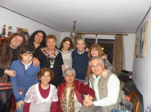 Mujeres MIR casa Lucia 2014